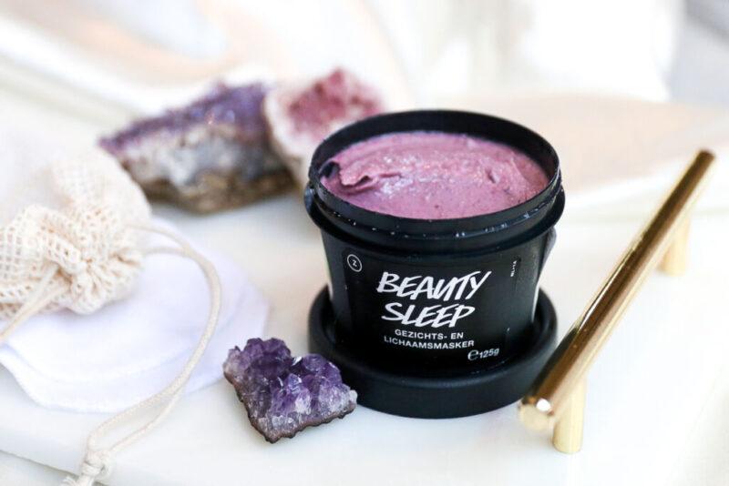 Beauty Sleep: dit gezichtsmasker van Lush doet zijn naam eer aan