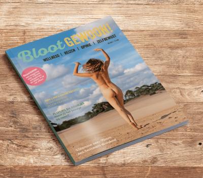 BlootGewoon! magazine editie 8