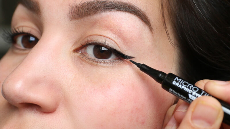Budget tip: Catrice Micro Tip Graphic Eyeliner