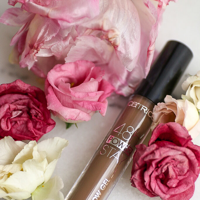 Budgettip: Catrice 48h Power Stay Brow Gel