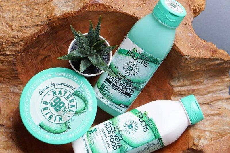 Review | Garnier Fructis Aloe Vera Hair Food