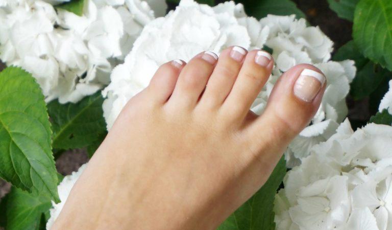 Zo maak je in no time zelf je voeten zomerproof